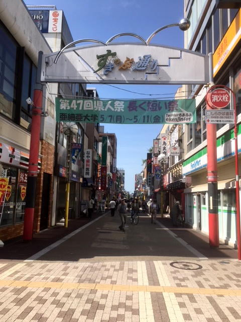 武蔵境店への行き方2
