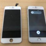 iPhone 6画面割れ修理でご来店!データそのまま即日修理!