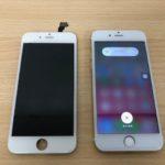 船橋市薬園台よりiPhone 6 s修理でご来店!液晶不良をデータそのまま即日修理!