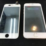 成田市飯田町よりiPhone 6の画面が割れてしまったと修理のご依頼を頂きました。約30分で修理完了しました!