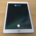iPad Air画面割れを即日修理!