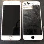 下北沢よりiPhone8画面交換