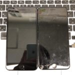 iPhone7Plus 画面交換修理