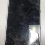iPhone6 画面割れ修理 神奈川区 画面が真っ暗のまま何も映らない