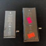 iPhone 6sPlus バッテリー交換