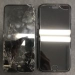 iPhone7画面修理!