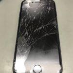 相模原市よりiPhone8画面交換