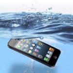 iPhone 7 水没修理 データー復旧作業