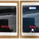 成田市本城よりiPad mini2の画面割れ修理でご相談いただきました。データそのまま修理完了です!