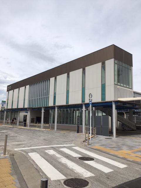 拝島店への行き方1