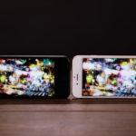 スマートフォンの液晶の交換について