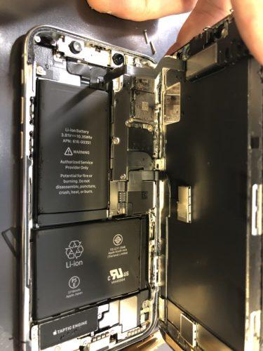 iPhoneの水没注意点
