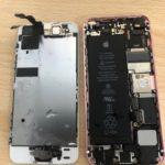 iPhone水没時に注意すること!