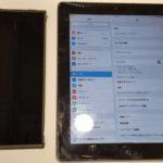 iPad 液晶交換 即日も可能!!