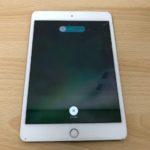 iPad Air画面割れをデータそのまま即日修理!