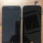 本日は大和市からiPhone8画面交換でご来店いただきました。