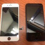 富里市日吉台よりiPhone 7の画面割れ修理で来店です!!
