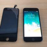 習志野市花咲よりiPhone 6液晶不良でご来店されました。