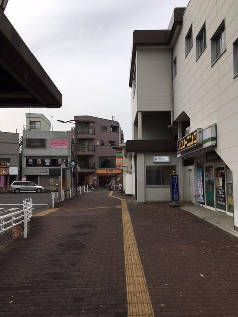 東伏見店への行き方2