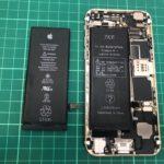 成田市囲護台よりiPhone画面割れ修理で当日20分修理♪