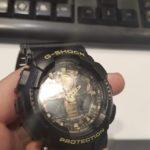 時計のガラスコーティング