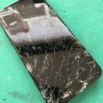iPhone7の画面交換でご来店頂きました!