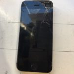 iPhoneSE水没修理(センター南よりご来店)