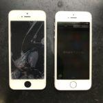 iPhone画面割れ、バッテリー交換、即日修理・即日お渡し【八王子】