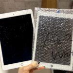 iPad Air2画面ひび割れ修理/iPhone修理のクイック原宿・表参道店