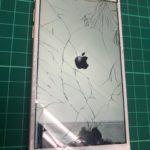 iPhone 6 成田市公津の杜より液晶修理でご来店です!