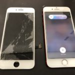 iPhone 7画面割れをデータそのまま即日修理!