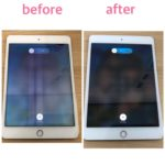 iPad mini4液晶不良を即日修理!