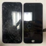 iPhoneを自分で修理して失敗したものをお店で再修理してもらう/iPhone修理のクイック横浜西口店