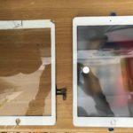 成田市加良部よりiPad5の画面割れ修理でご相談いただきました!