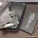 本日は目黒区よりiPhone6バッテリー交換でご来店頂きました。