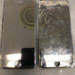 iPhone画面修理おまかせください