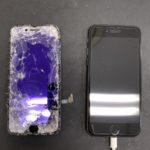 iPhone7 画面修理行いました!