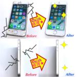 【iPhone画面割れ】【iPhoneバッテリー交換】 は iPhone修理のクイック宮崎店におまかせください☆