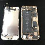 iPhone 6水没修理で船橋市三咲よりご来店頂きました!