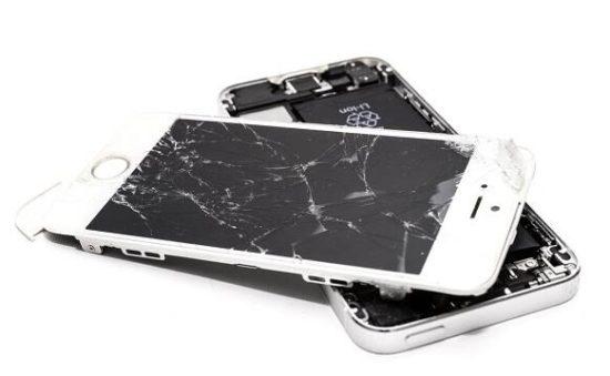 iPhone 修理方法