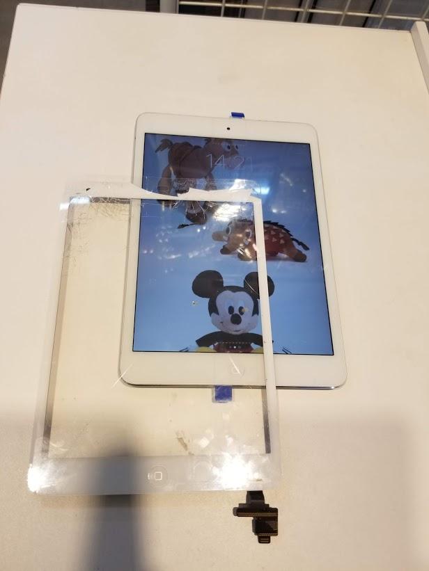 iPad mini 即日修理対応