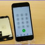 iPhone7の液晶交換修理で岐阜市からご来店!アイフォン修理のクイック岐阜