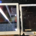 iPad 即日修理 【画面割れ】