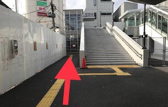 世田谷区下北沢店への行き方2