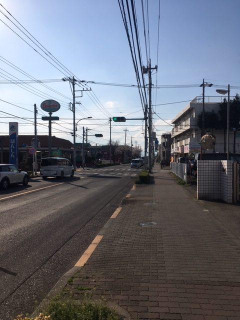 桜街道武蔵村山店への行き方4