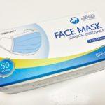 FDA認証サージカルマスク50枚セット販売/iPhone修理のクイック原宿・表参道店