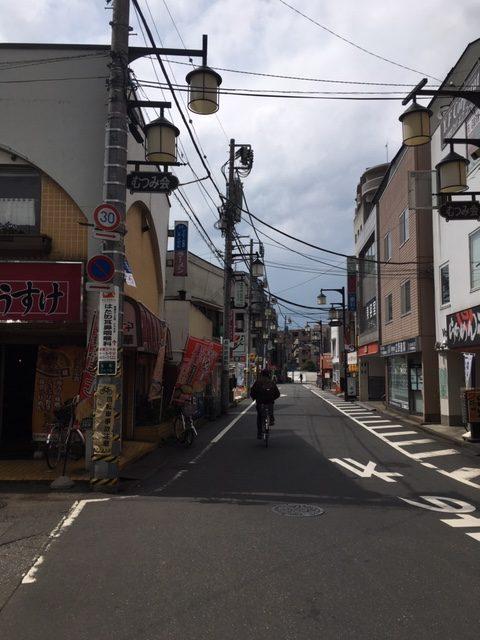 清瀬北口店への行き方2