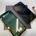 iPhoneXSMAX 液晶不良【練馬店】