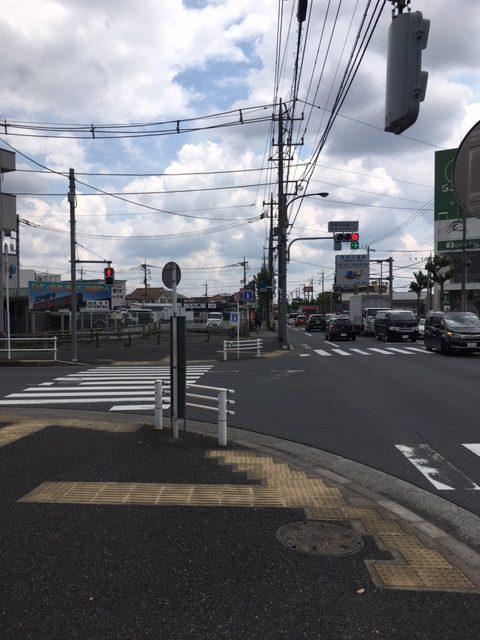 新青梅街道瑞穂箱根ヶ崎店への行き方6