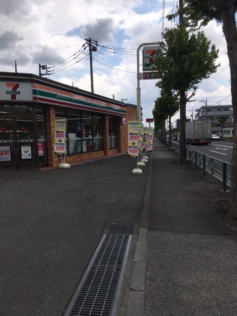 新青梅街道瑞穂箱根ヶ崎店への行き方7